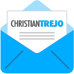Christian Trejo newsletter